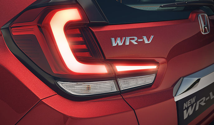 2020 Honda Wr V Facelift Led Tail Light