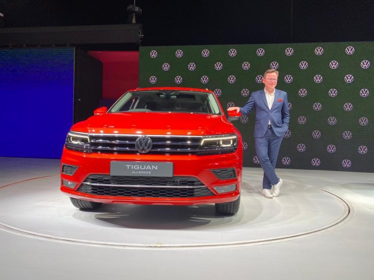 Vw Tiguan Allspace Launch India