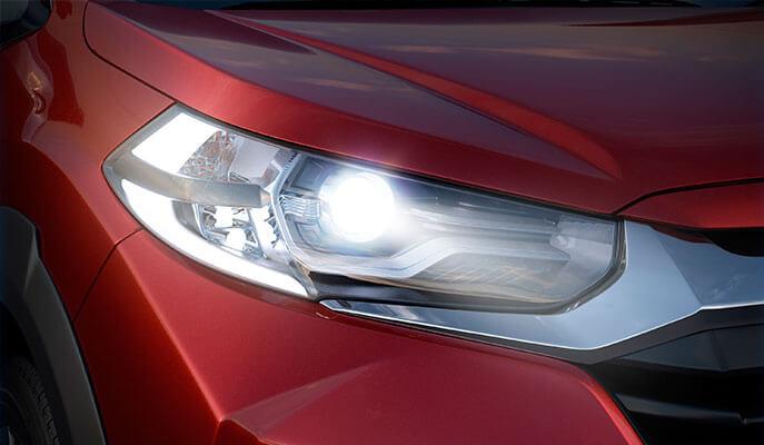2020 Honda Wr V Facelift Led Headlamp 2f2d