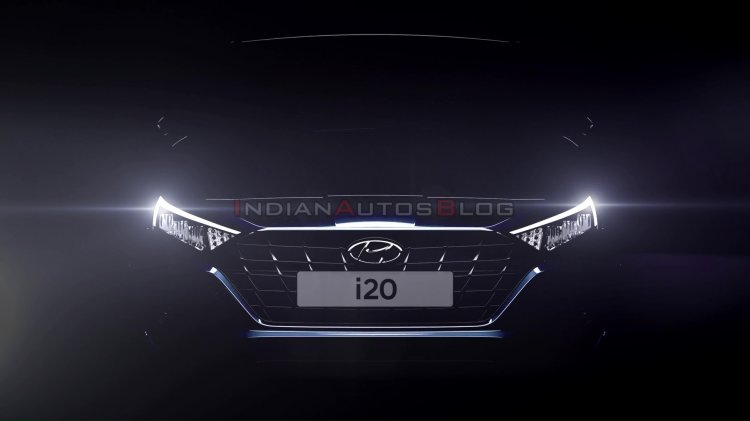 2020 Hyundai I20 Grille