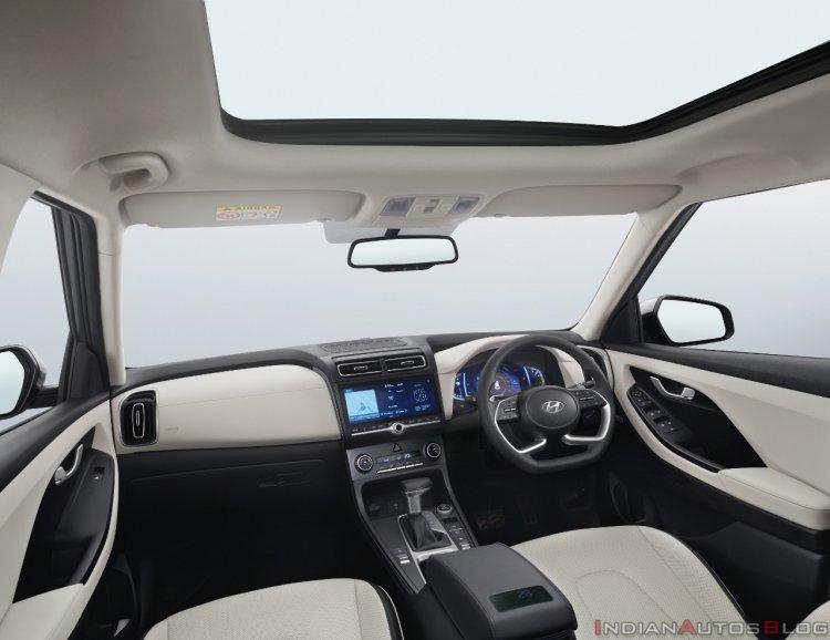 2020 Hyundai Creta Interior Dashboard Ab49
