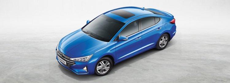 2019 Hyundai Elantra Facelift Exteriors 151a