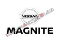 Nissan Magnite Suv Logo