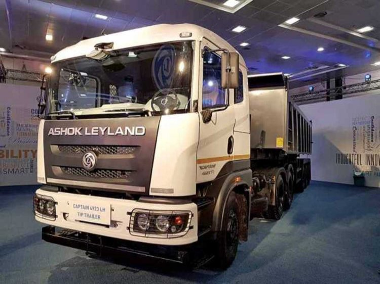 Ashok Leyland December Sales Down 28 Per Cent At 1