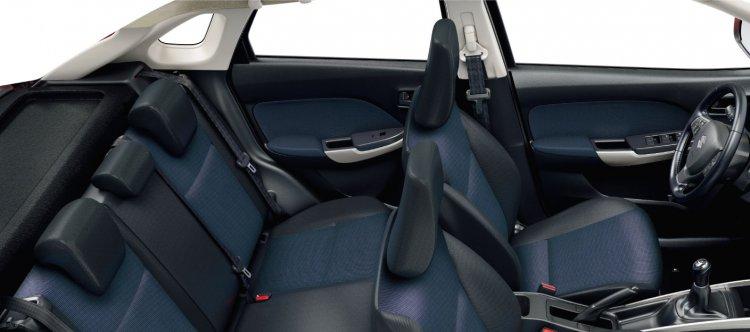 Suzuki Baleno Cross Interior