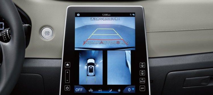 2020 Hyundai Ix25 360 Degree Camera