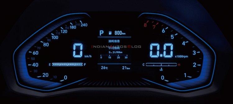 2020 Hyundai Ix25 Instrument Cluster
