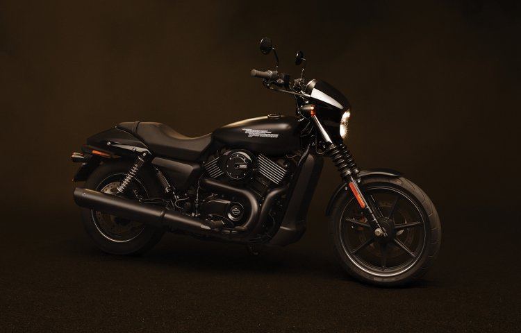 Harley Davidson Street 750 Right View