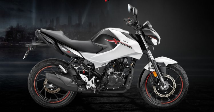 Hero Xtreme 160r Right Side