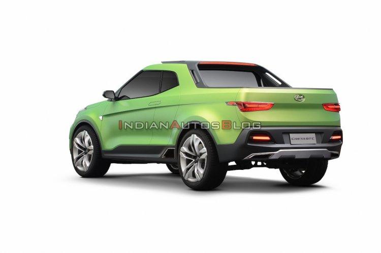 Hyundai Creta Stc Rear Three Quarters 3eba