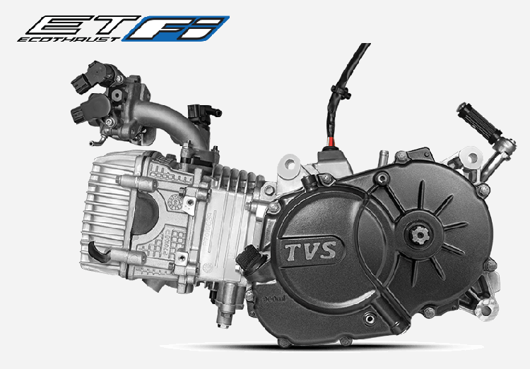 Tvs Xl 100 Bs6 Engine