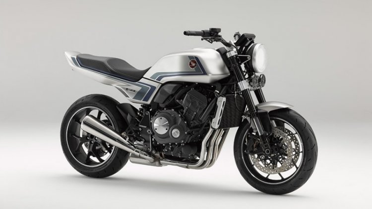 Honda Cb F Concept Front Three Quarter
