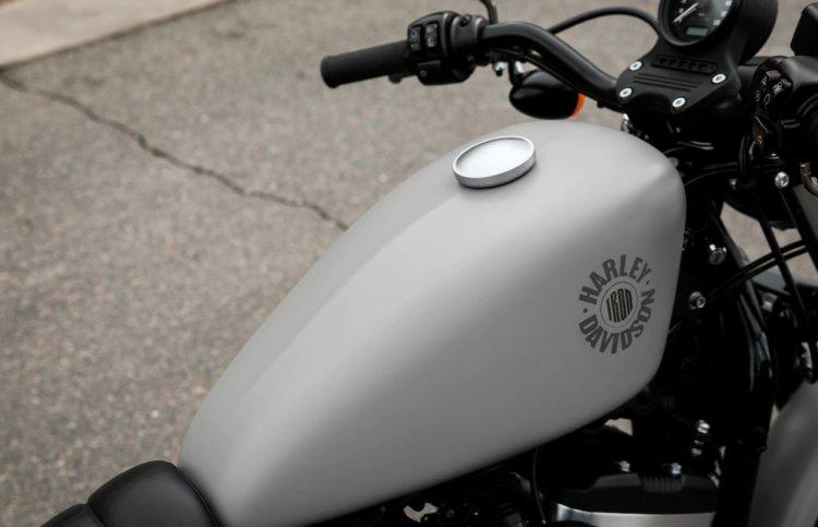 Harley Daivdson Iron 883 Fuel Tank