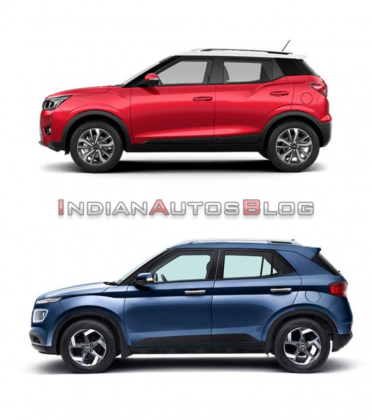 Mahindra XUV300 vs Hyundai Venue