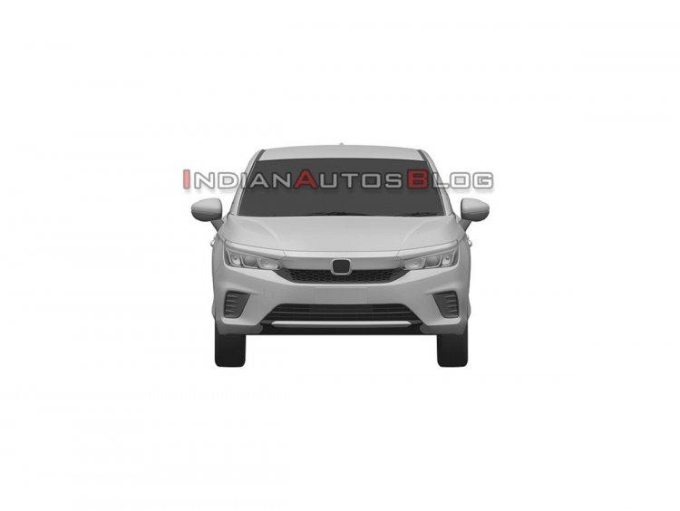 Honda City Hatchback Front Iab Fade