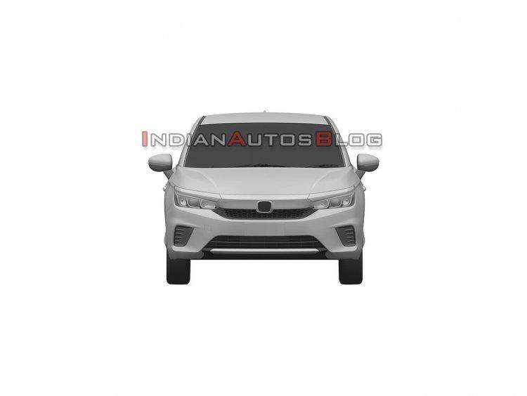 Honda City Hatchback Front Iab