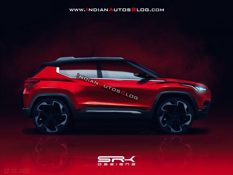 Nissan Suv Concept 2020 8329