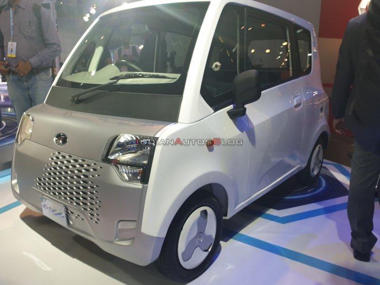 Mahindra Atom Auto Expo 2020 B8f3