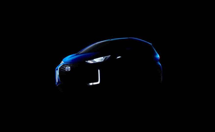 2020 Datsun Redi Go Facelift Teaser