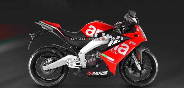 Aprilia Gpr150 Abs Red