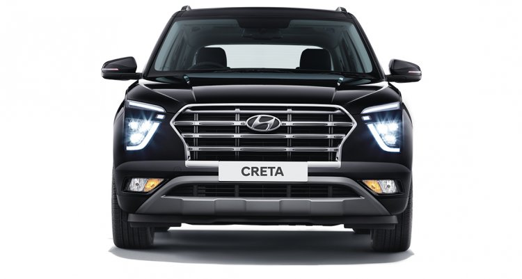 2020 Hyundai Creta Front 05dd