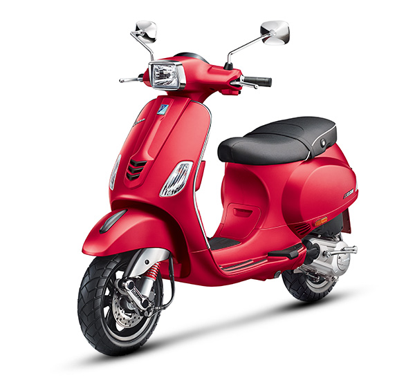 Vespa Sxl 149 Matte Red