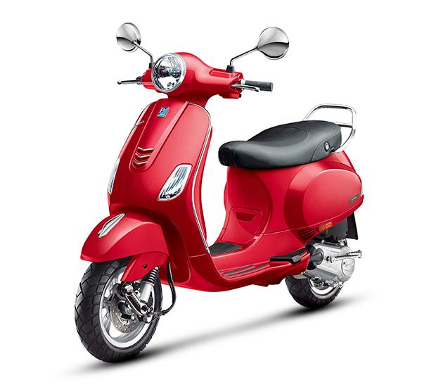 Vespa Vxl 149 Red 7d09