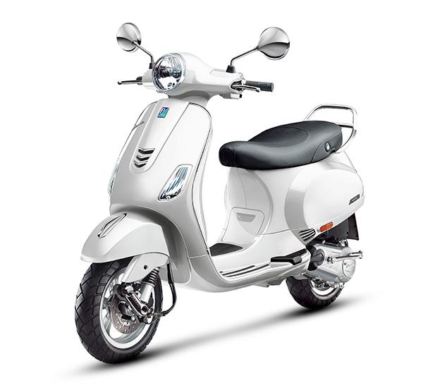 Vespa Vxl 149 White 9069