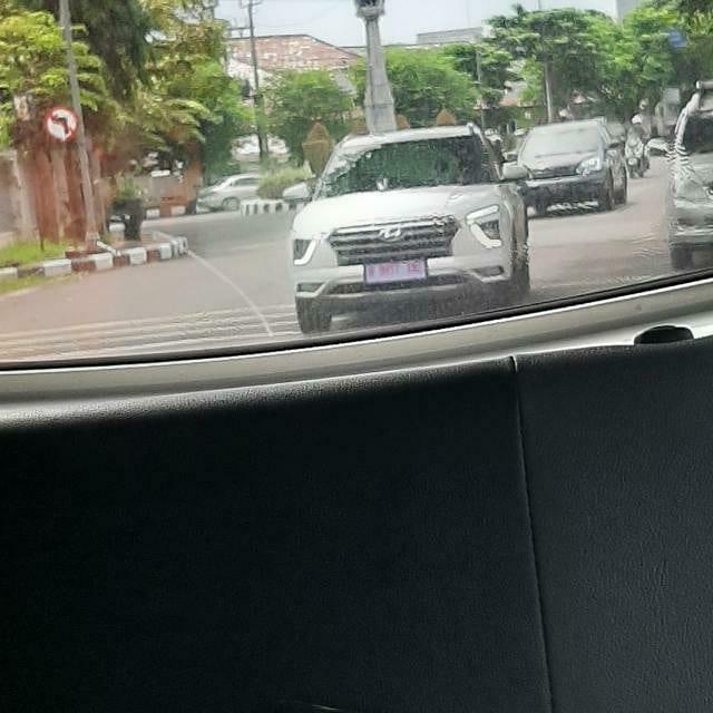 2020 Hyundai Creta Indonesia Front Spy Shot