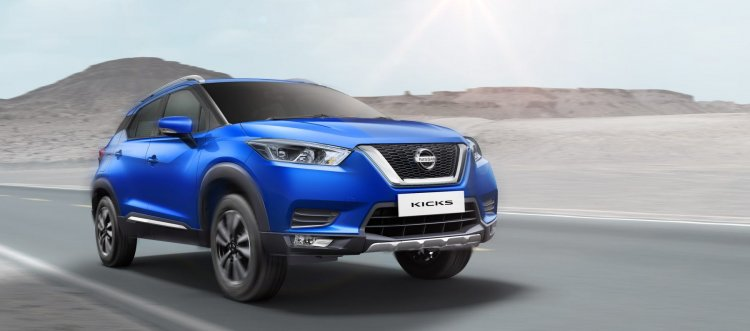 New Nissan Kicks 2020 Bs6 C36e
