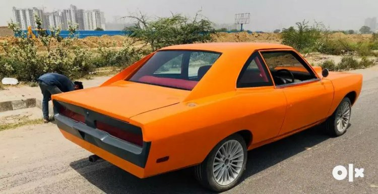 Modified Hindustan Contessa rear three quarter