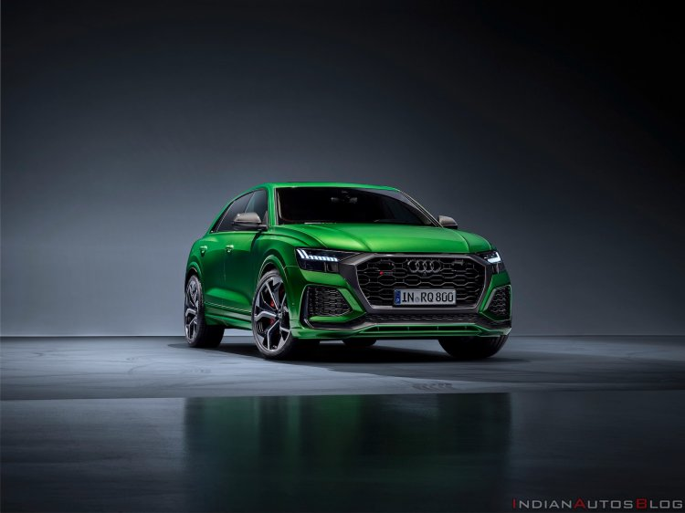 Audi Rs Q8 Front Quarters Right Side 484b 1