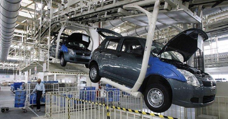 Maruti Suzuki Plant Car