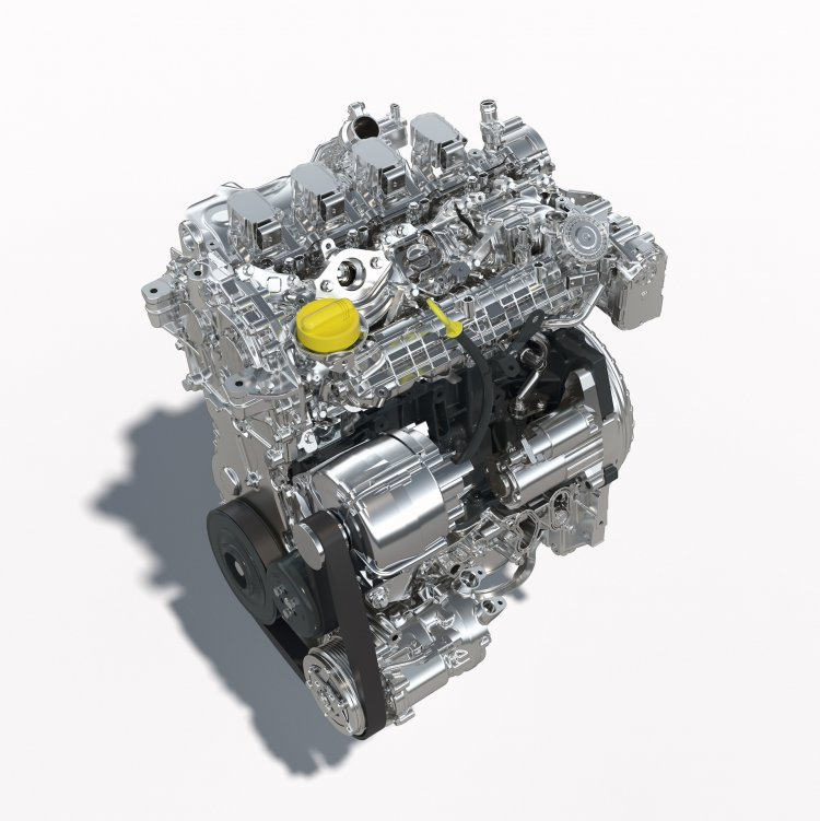 Nissan Hr13 Ddt Kicks Turbo Petrol Engine