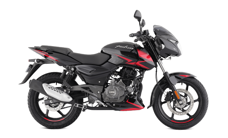 Bs6 Bajaj Pulsar 150 Twin Disc Red