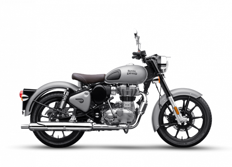 Bs6 Royal Enfield Classic 350 Gunmetal Grey