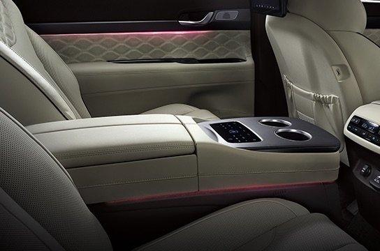 Hyundai Palisade Ambient Light