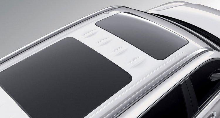 Hyundai Palisade Dual Sunroof