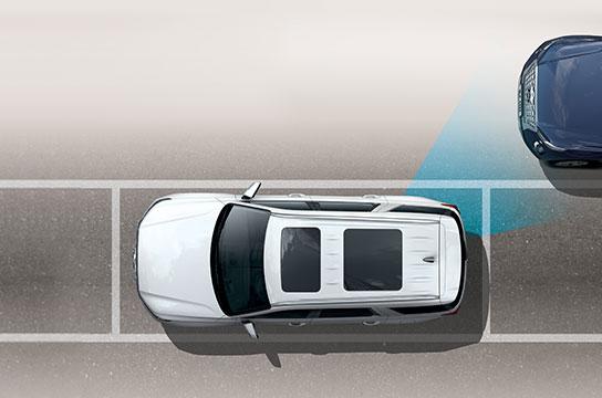 Hyundai Palisade Safety Exit Assist