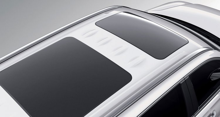 Hyundai Palisade Dual Sunroof 75c1