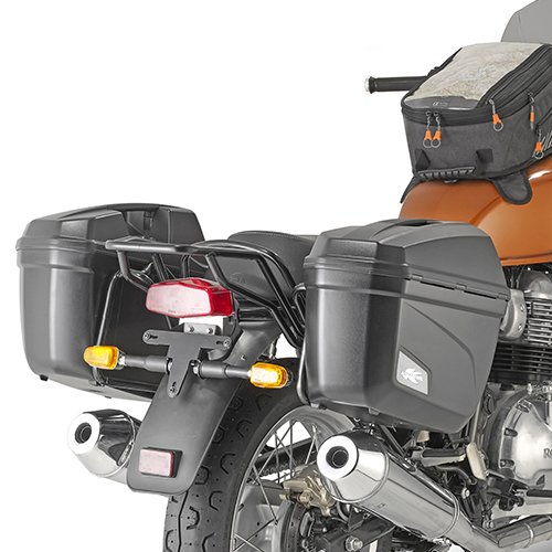 Royal Enfield Interceptor 650 Kappa Touring Access