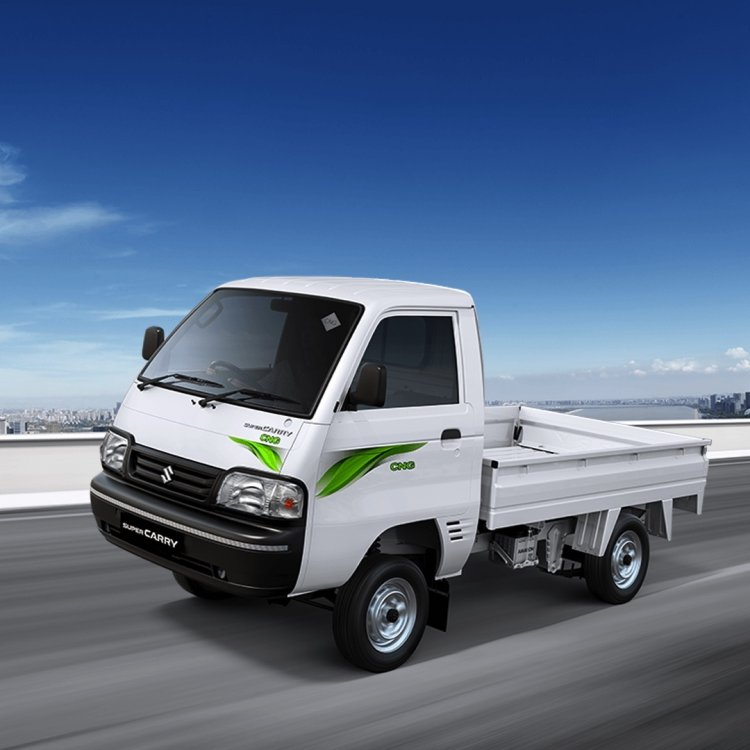 Maruti Super Carry Cng