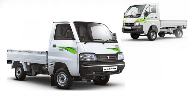 Maruti Suzuki Super Carry S Cng Dfd7