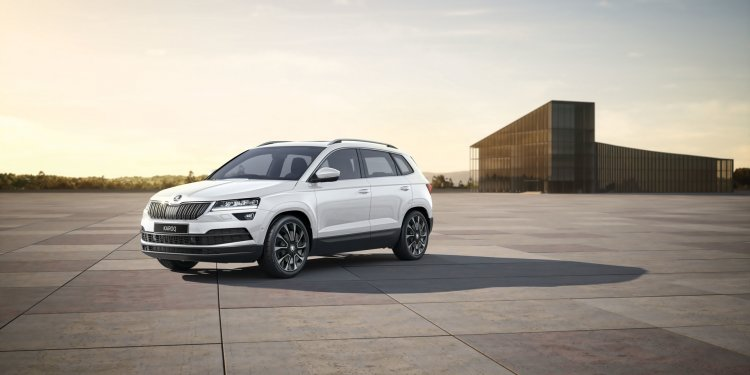 Skoda Karoq Exterior Indian Spec 3d0c