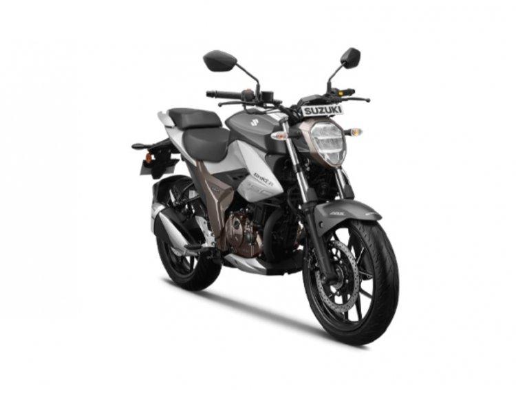 Suzuki Gixxer 250 Front 3 Quarter 3375