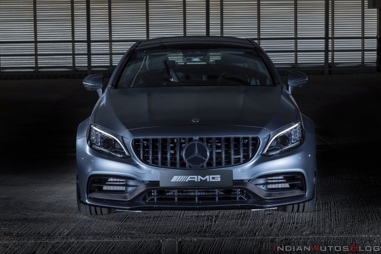 New Mercedes C 63 Amg Coupe Facelift Front 1b47