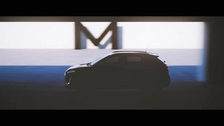 Nissan Magnite Profile Side Teaser Image