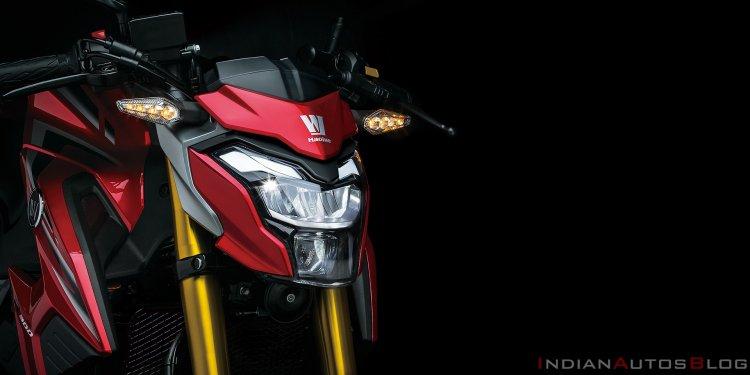 Suzuki Dr300 Haojue Dr300 Headlamp On