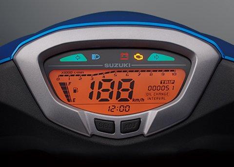 Suzuki Swish 125 Instrument Cluster