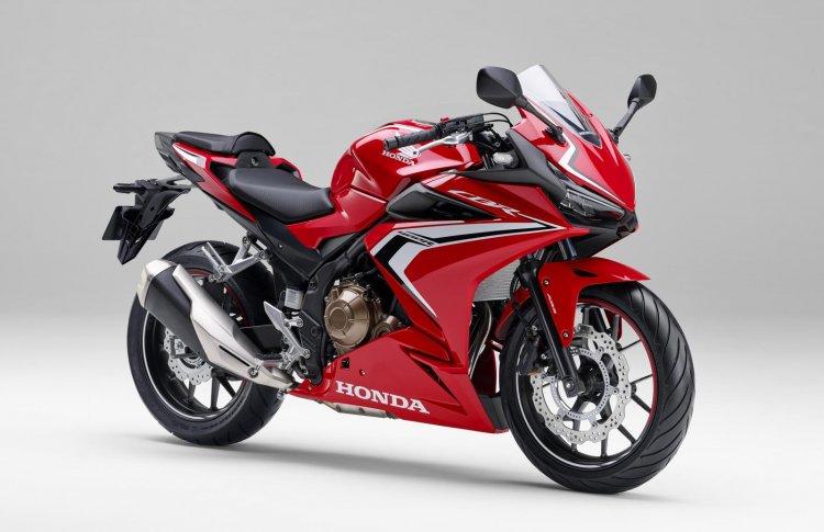 2020 Honda Cbr400r Front 3 Quarter